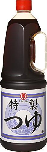ヒガシマル醤油 特製つゆ 1.8L