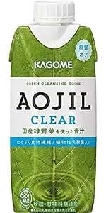 カゴメ AOJIL Clear 330ml ×12本