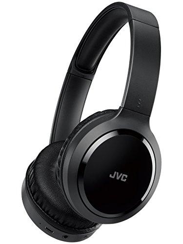 JVC HA-S78BN ワイヤレスノイズキャンセリングヘッド...