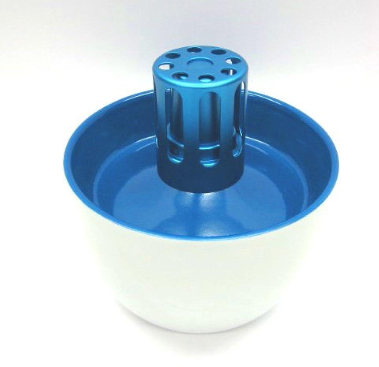飢えまろやかなコマンドランプベルジェ?ランプ Bol Blue