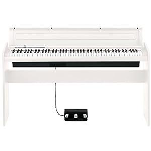 KORG 電子ピアノ LP-180-WH 88鍵 ホワイト