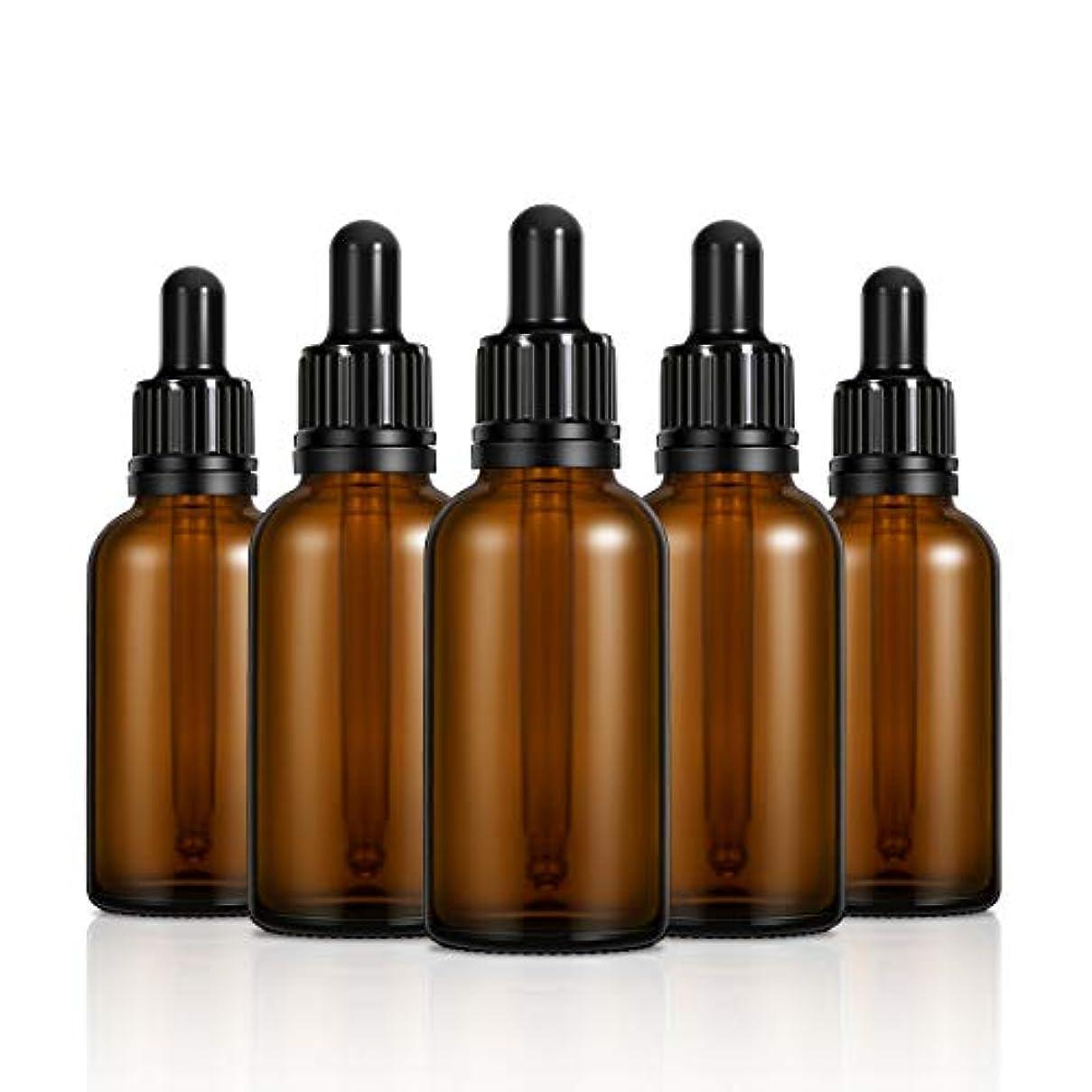 エキサイティング分析する免疫Frcolor 遮光瓶 スポイト遮光瓶 スポイト付き アロマボトル 30ml エッセンシャルオイル 香水 保存容器 詰替え ガラス 茶色 12本入