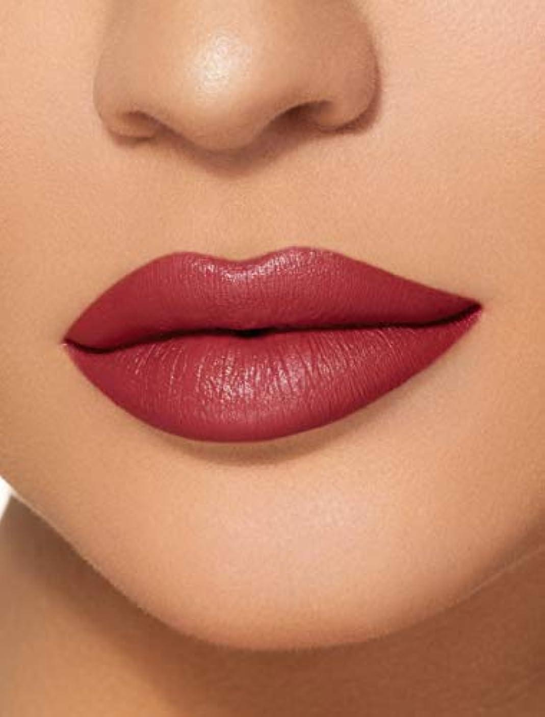バッチ施し圧縮KYLIE COSMETICS Velvet Liquid Lipstick (Goals Velvet)