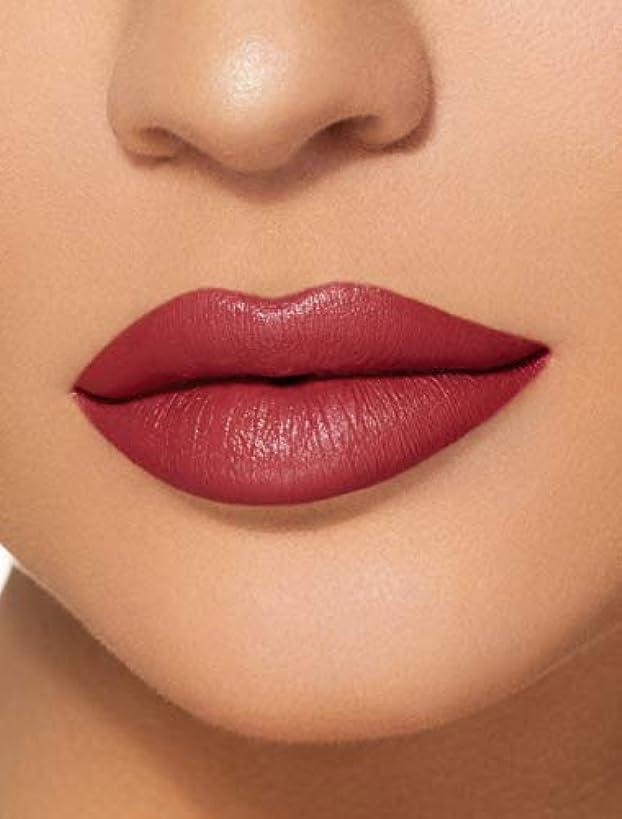 不利居眠りする引数KYLIE COSMETICS Velvet Liquid Lipstick (Goals Velvet)