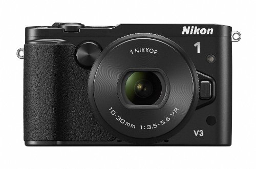 ニコン Nikon 1 V3 標準パワーズームレンズキット ブラック