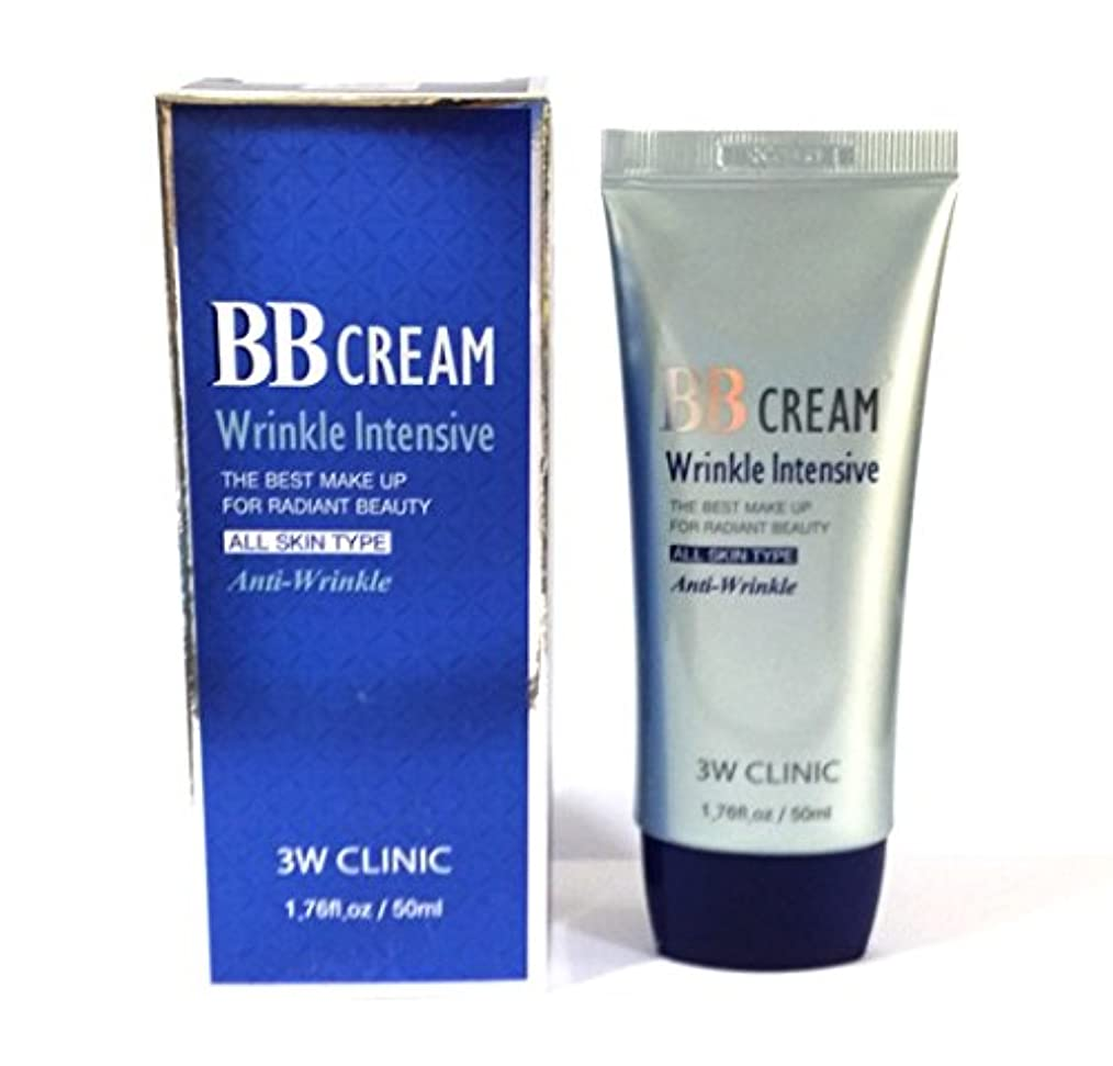 大胆自明人間[3W Clinic] インテンシブBBクリーム50ml(1.76fl.oz)X 1EA / Intensive BB Cream 50ml(1.76fl.oz) X 1EA / 韓国化粧品 / Korean Cosmetics...