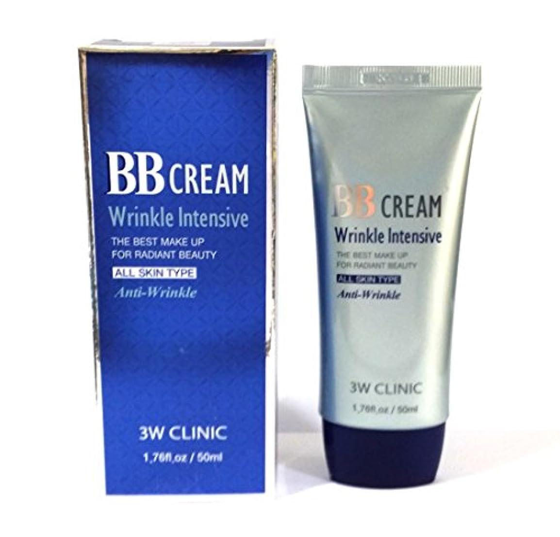 支配的慣れる上に[3W Clinic] インテンシブBBクリーム50ml(1.76fl.oz)X 1EA / Intensive BB Cream 50ml(1.76fl.oz) X 1EA / 韓国化粧品 / Korean Cosmetics...