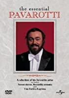 Essential Pavarotti, the [DVD] [Import]