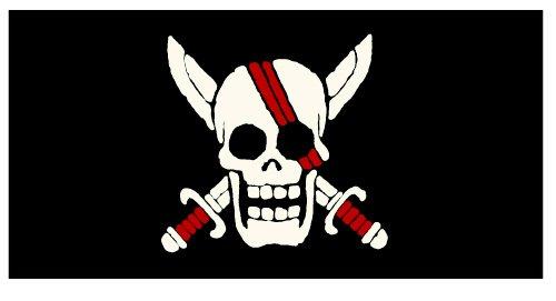 ワンピース 赤髪海賊団 ビッグタオル