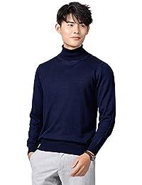 8d40c0fa118ec Amazon.co.jp  タートルネック - セーター   トップス  服&ファッション小物