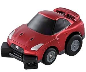 チョロQ Q-eyes コースガレージセット NISSAN GT-R 【日本おもちゃ大賞2014 イノベイティブ・トイ部門 優秀賞】