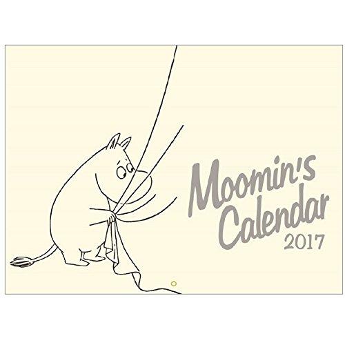 学研ステイフル ムーミン 2017年 カレンダー 壁掛け ウォール M16094