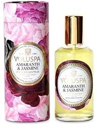 Voluspa ボルスパ メゾンジャルダン ホーム&ボディミスト アマランス&ジャスミン MAISON JARDIN Home&Body Mist AMARANTH & JASMINE