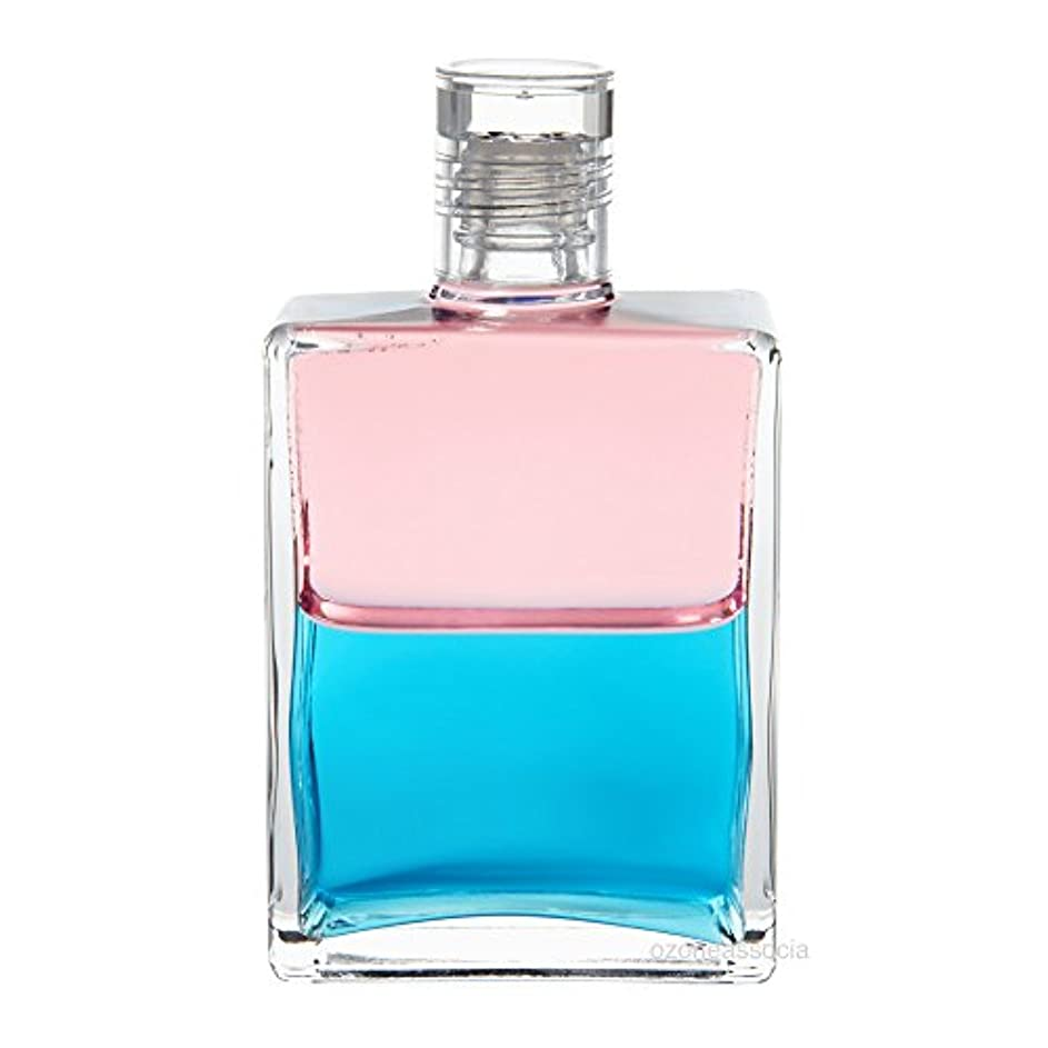 アクセスできない抑制休みオーラソーマ ボトル 34番  ヴィーナスの誕生 (ピンク/ターコイズ) イクイリブリアムボトル50ml Aurasoma