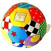 ベビーキッド幼児カラフルSensoryクロールHand Grasp Multicolourカラーおもちゃ布ボール学習ボールおもちゃ – ソフトで快適なfor Children