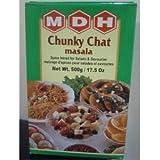 MDH チャットマサラ 500g 1箱 Chunky Chat masala 業務用 スパイス ハーブ 香辛料 調味料 ミックススパイス