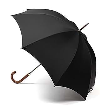 (フォックスアンブレラズ) FOX UMBRELLAS 傘 GT1 Polished Hardwood Handle Umbrella [並行輸入品]