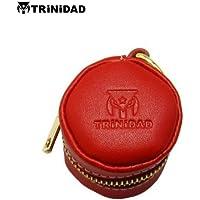 TRiNiDAD 丸型コインケース レッド 【ダーツアクセサリー/小物入れ/コインケース】