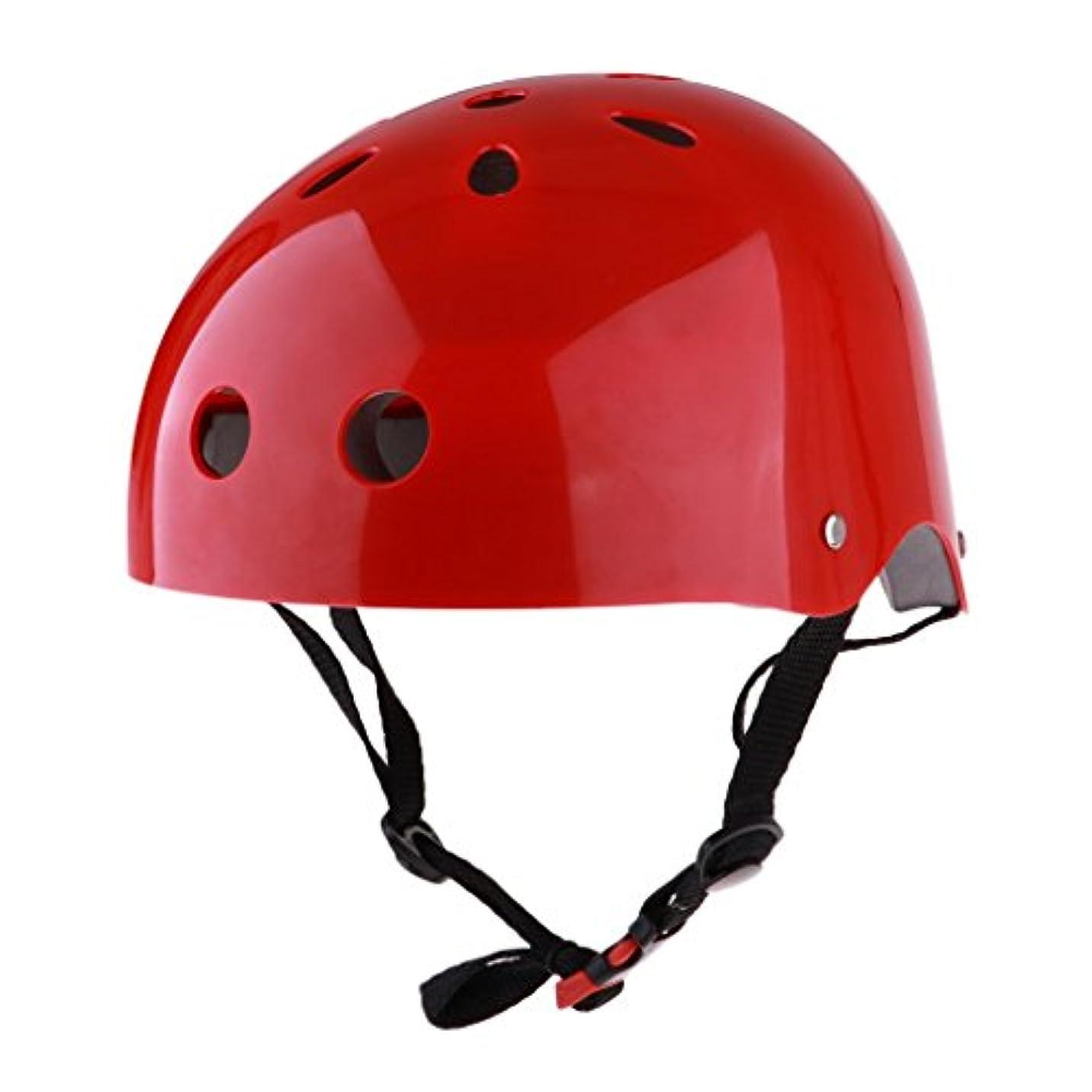 楽観的幸福豊富なPerfeclan ABS PUフォーム ウェイクボードカヤック用 ユニバーサル ウォータースポーツ ヘルメット カヌーボート 漂流セーリング