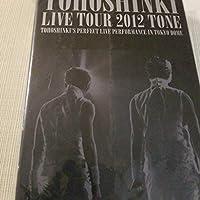 同様 DVD 東方神起 LIVE TOUR 2012 ~TONE~初回限定生産 ユノ ユンホ チャンミン ソウル