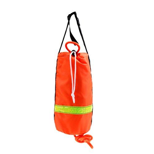 [해외]Dovewill 16|21 | 31m 부력 라이프 라인 구조 로프 가방 카약 보트 래프팅 수상 스포츠 전체 6 크기/Dovewill 16|21|31 m Buoyancy Lifeline Rescue Rope Bag Kayak Boat Rafting Water Sports Total 6 Size