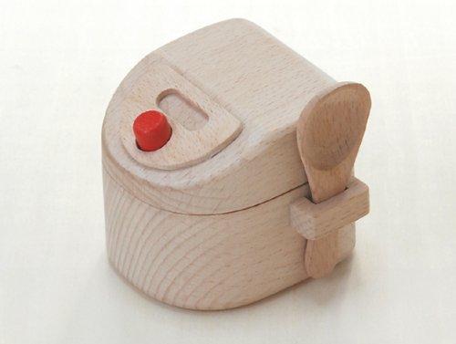 木のおもちゃ 炊飯器 (おままごと)...