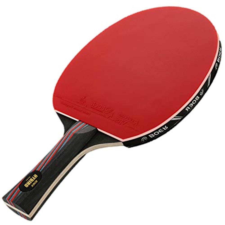 BEATON JAPAN 卓球ラケット シェークハンド 高品質 本格派 保護フィルム ケース付き