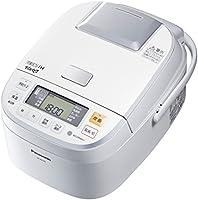 パナソニック 5.5合 炊飯器 圧力IH式 おどり炊き ホワイト SR-PB105-W