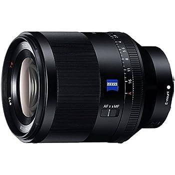 ソニー SONY 単焦点レンズ Planar T* FE 50mm F1.4 ZA Eマウント35mmフルサイズ対応 SEL50F14Z