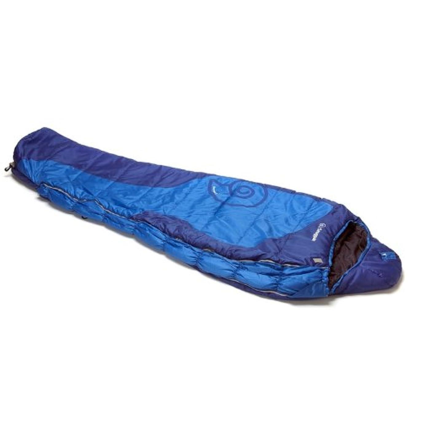 静脈わざわざリスクSnugpak(スナグパック) 寝袋 ソフティクリサリス3 オーシャンブルー [最低使用温度-10度]