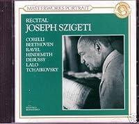 Recital: Corelli, Beethoven, Ravel, Hindemith, Debussy, Lalo, Tchaikovsky