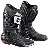 GAERNE(ガエルネ) レーシングシューズ GP-1 / ジーピーワン ブラック 25.0cm 【総輸入元:ジャペックス】