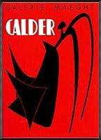 ポスター アレクサンダー カルダー Stabile Noir 額装品 アルミ製ハイグレードフレーム(ブラック)