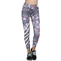 RIBIKA Sport Leggings Women Elastic Pants Workout Yoga Pants Exercise Leggings