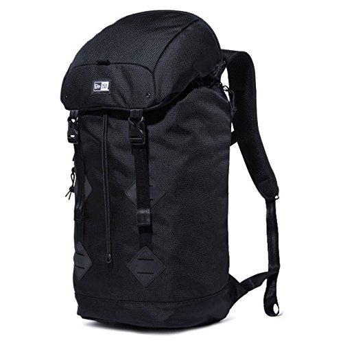 NEW ERA(ニューエラ) Rucksack(ラックサック) ブラック(ホワイトロゴ) 11099468