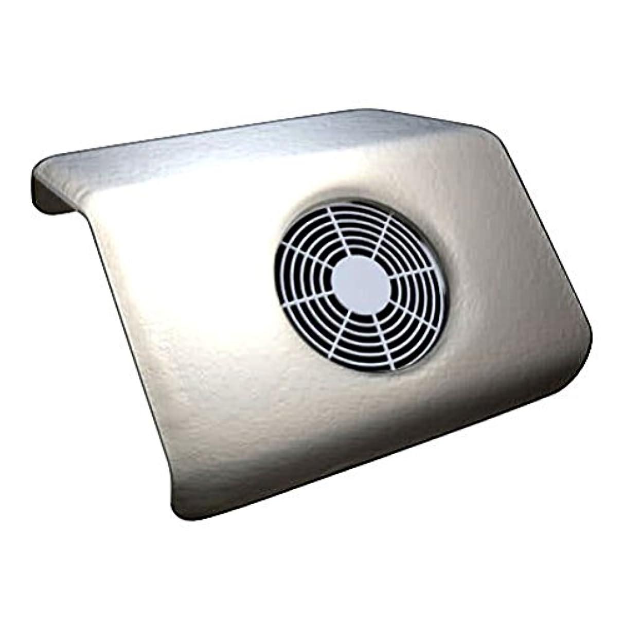 ボタン約束する専門化するBEAUTY NAILER ネイルダストコレクター ラージ シルバー DCL-S