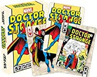 Marvel Doctor StrangeレトロPlaying Cards by Aquarius