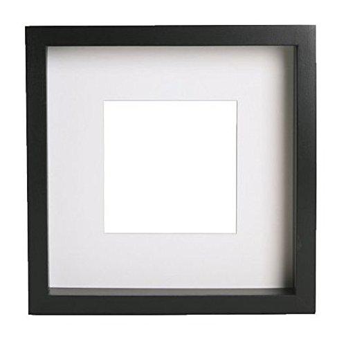 RIBBA/フレーム/ブラック(サイズ23×23×4.5cm)[イケア]IKEA(80208138)
