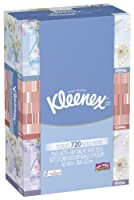 Kleenex Facial Tissue (3 Boxes)