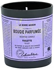 Lothantique(ロタンティック) LES Bonne Maison(ボンメゾンシリーズ) グラスキャンドル 160g 「ホワイトティー」 3420070039446