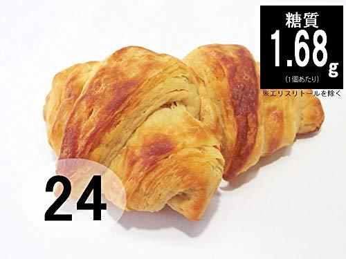 糖質1個1.68g ミニ 低糖質クロワッサン (24)【大豆全粒粉 糖質制限 糖質オフ 低糖質】