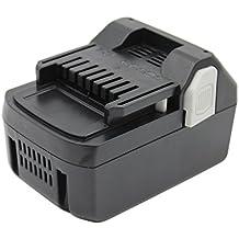 KINSUN Replacement Power Tool Battery 18V 3.0Ah Li-Ion for Hitachi Cordless Drill Impact Driver BSL 1815X, BSL 1830, 33055, 330067, 330068, 330139