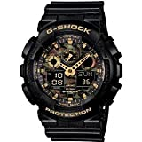 腕時計 カシオ CASIO G-SHOCK CAMOUFLAGE DIAL SERIES (GA-100CF-1A9JF) MENS WRISTWATCH (JAPANESE MODEL)【並行輸入品】