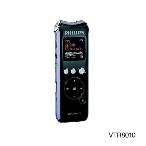 PHILIPS ICレコーダー VTR8010  B07CC4MW4X 1枚目