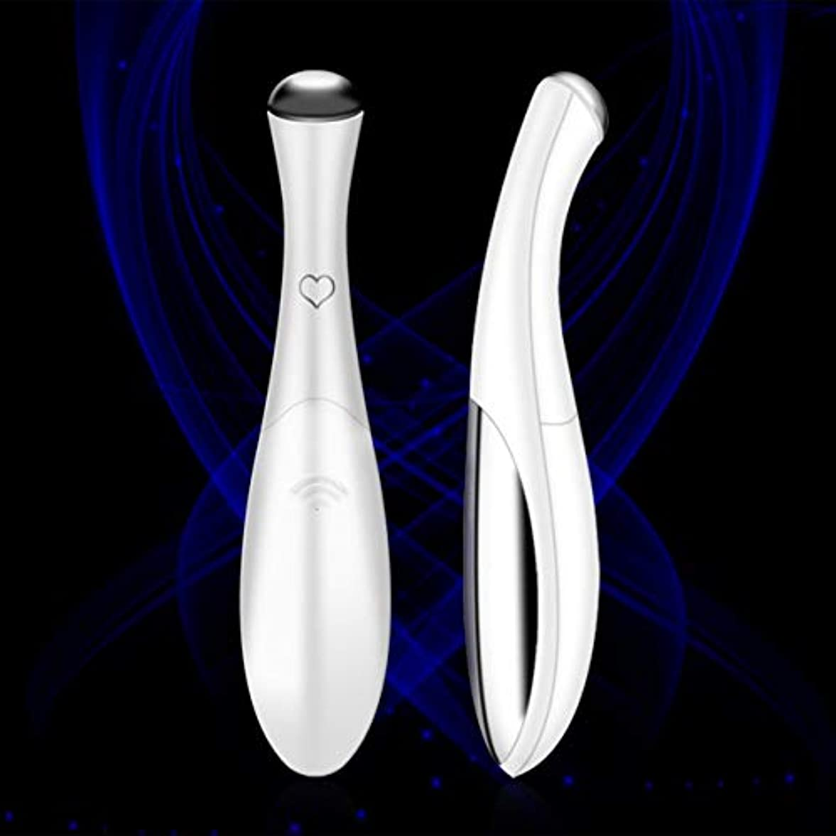 特徴広げるコンパスEye Massager Device Pen Type Facials Vibration Anti-aging Wrinkle Removal Pouch Dark Circles Skin Lifting Machine Eye Care