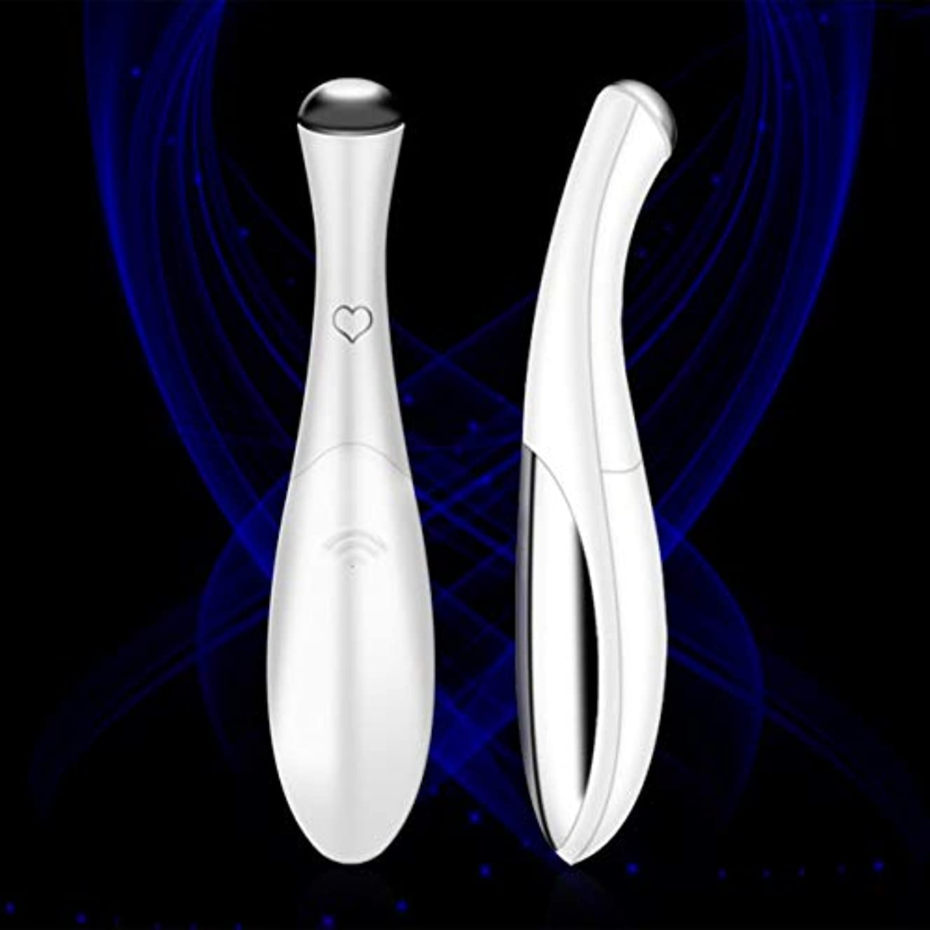 タワーベリーわずらわしいEye Massager Device Pen Type Facials Vibration Anti-aging Wrinkle Removal Pouch Dark Circles Skin Lifting Machine...