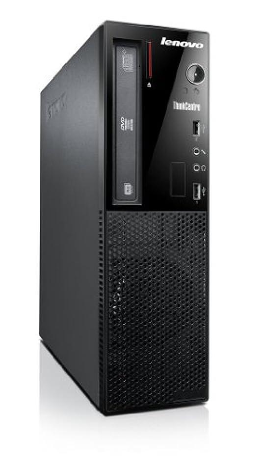 練習した流行愛国的なレノボ?ジャパン ThinkCentre E73 Small (Core i3-4130/2/500/SM/W7-DG) 10AU0065JP