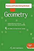 Holt McDougal Geometry: Practice and Problem Solving: Common Core Edition
