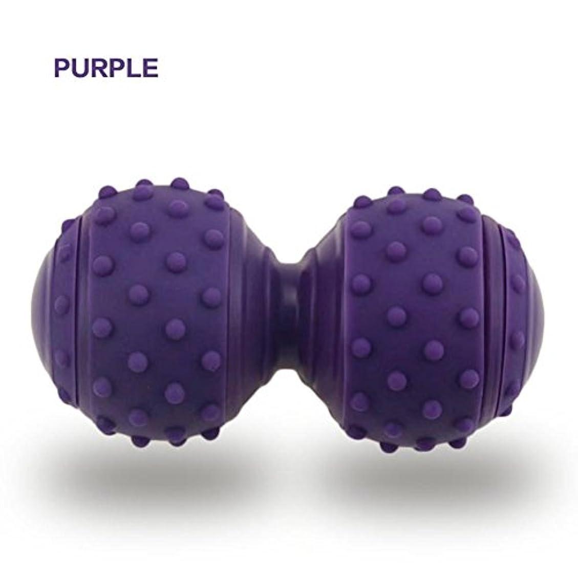 アーティキュレーション窒素ミントLUERME マッサージボール ストレッチボール 疲れ解消ボールトリガーポイント 筋膜リリース 「 肩/背中/腰/ふくらはぎ/足裏 」 ツボ押しグッズ