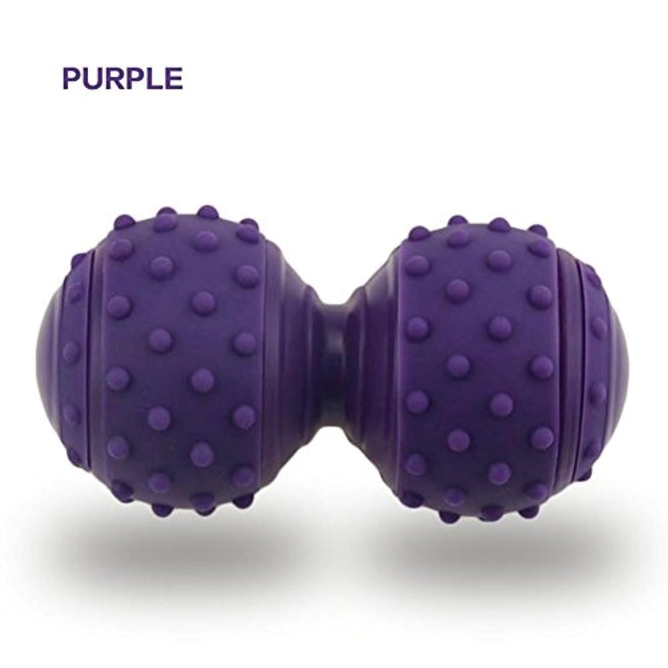 ストラップマニア節約するLUERME マッサージボール ストレッチボール 疲れ解消ボールトリガーポイント 筋膜リリース 「 肩/背中/腰/ふくらはぎ/足裏 」 ツボ押しグッズ
